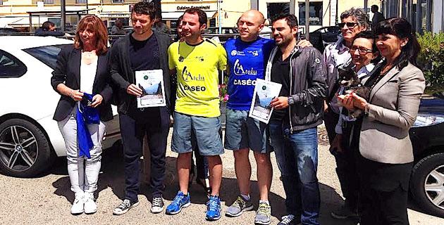 Le soutien inconditionnel de leurs parrains respectifs, à savoir Yannick Cahuzac et Johan Cavalli, les deux joueurs du SCB et de l'ACA