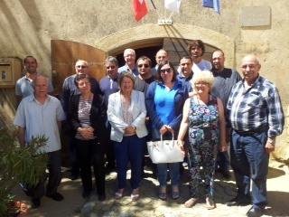 Syndicat DFCI de Balagne : Josée Martelli réélue présidente