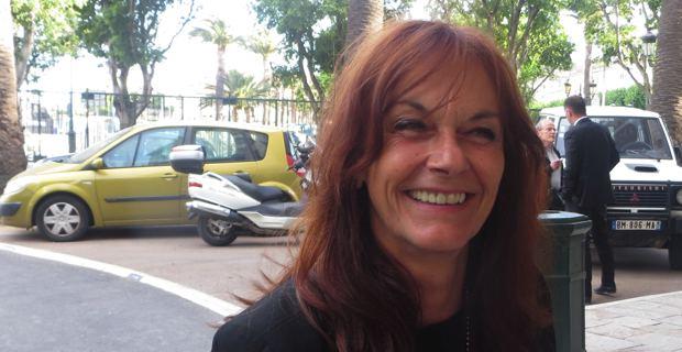 Ivana Polisini, adjointe déléguée à la politique éducative.