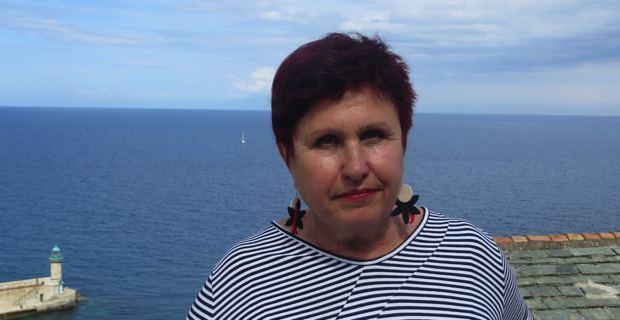 Laura Canale, Directrice des affaires européennes et internationales de la Ligurie.