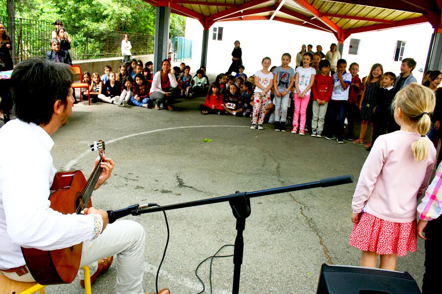 """""""Pas d'éducation, pas d'avenir""""  : Les lauriers pour l'école Charles-Bonafedi d'Ajaccio"""