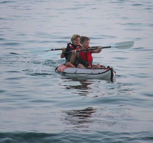 Le Kayak de l'espoir : Un tour de Corse pour se battre contre la polyarthrite rhumatoïde