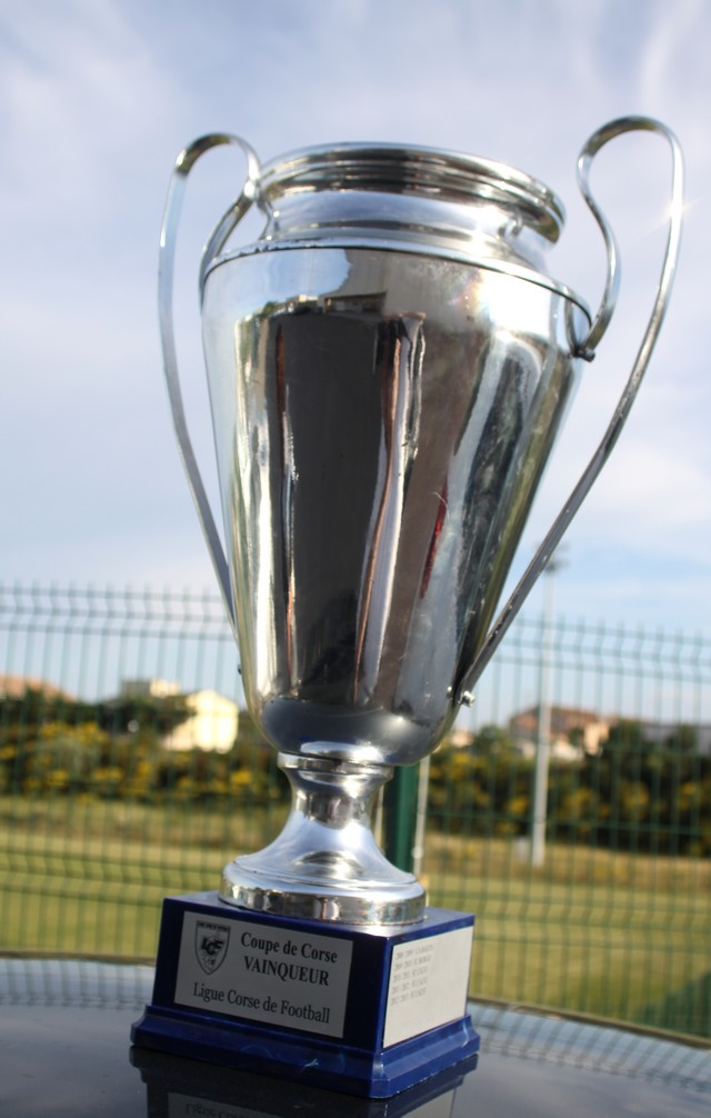 Exploit de l'AJB qui remporte la coupe de Corse face au FBIR