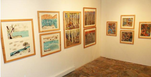 "Bastia : ""Figures d'Enfance"" au Centre Culturel Una Volta"