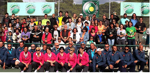 Les XXVIIIèmes championnats de Corse de tennis ouvrent à Calvi