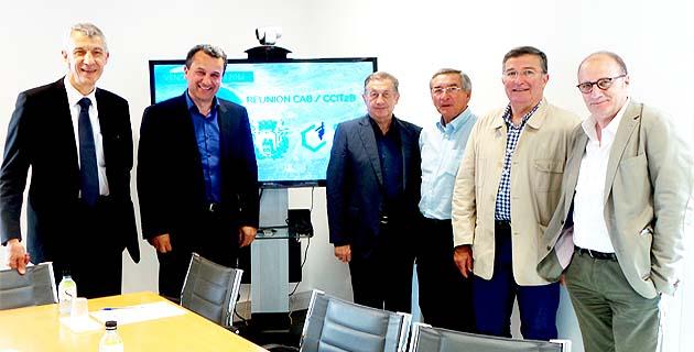 Bastia : La CAB et la CCI main dans la main !