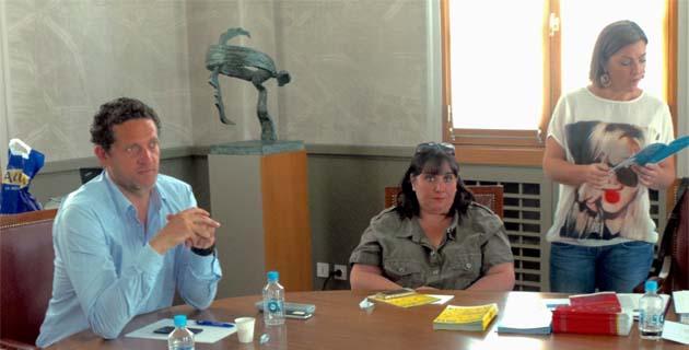 Yvan Franchi, Vanessa Sicurani et Elisabeth Dominici : Au service des auto-entrepreneurs