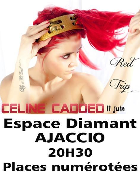 La Red'Volution de Céline Caddéo