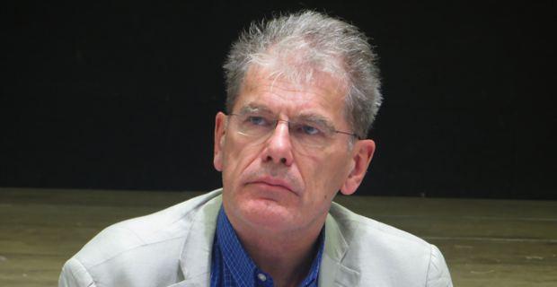 Jean Pierre Dubois, président d'honneur de la Ligue des Droits de l'homme et professeur de droit constitutionnel à l'université de Paris XI.