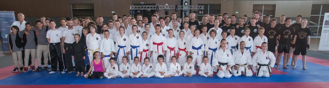 Arts martiaux : Le gala du Karaté Gojo-Ryu de Borgo