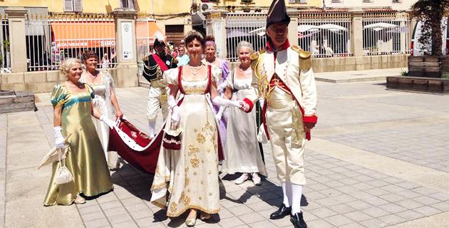 Semaine Napoléonienne du 10 au 14 juin : La cité Impériale en tenue de gala