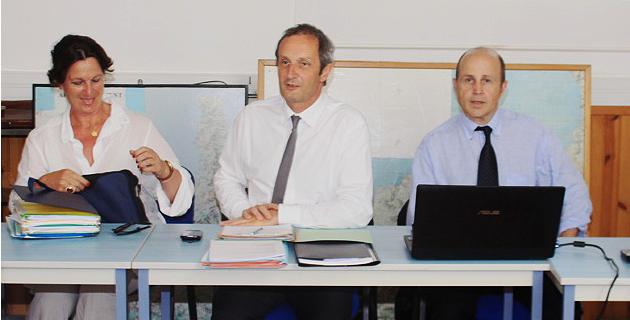 Les élus de Balagne et du Nebbiu face aux réformes de l'Etat