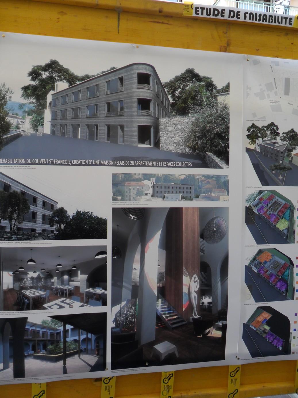 Bastia : Quand les architectes ouvrent leurs portes