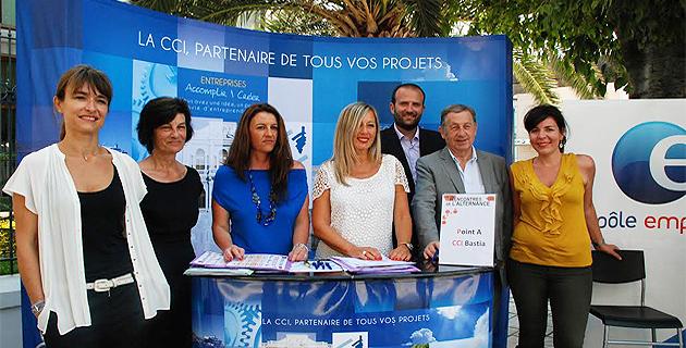 Rencontres de l'alternance : Près de 400 jeunes à la CCI de Bastia et de la Haute-Corse