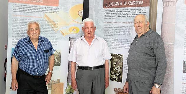 Folelli : L'ancienne usine à tanin devient un médiathèque high-tech