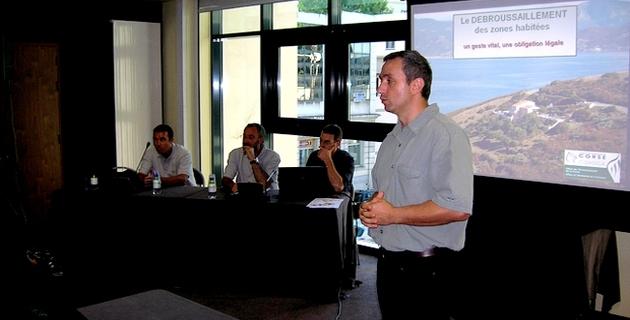 """Les """"RDV de l'Habitat et de l'Energie"""" de la CAPA jouent à fond la carte de la prévention auprès du grand public. (Photo : Yannis-Christophe Garcia)"""