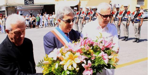 Calvi : Le 74e anniversaire de l'appel du 18-Juin
