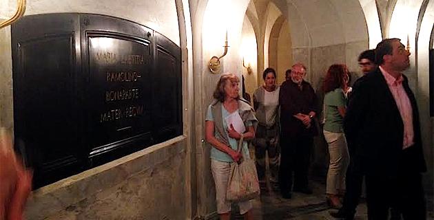 Ajaccio : La Chapelle Impériale, entièrement restaurée est de nouveau ouverte au public