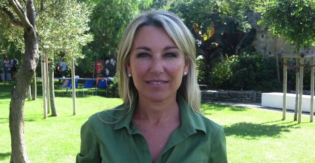 Linda Piperi, conseillère municipale de Bastia, adjointe déléguée au développement économique, au marketing territorial et à l'animation..