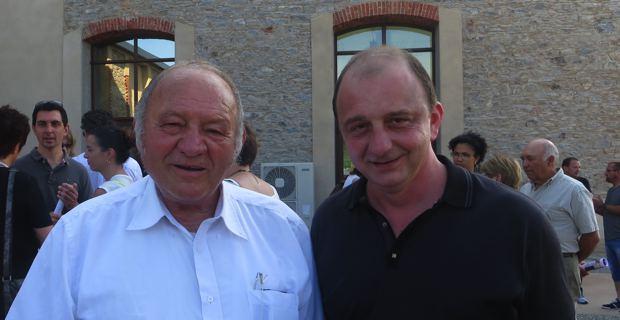 Ghjuvan Teramu Rocchi et Feli.