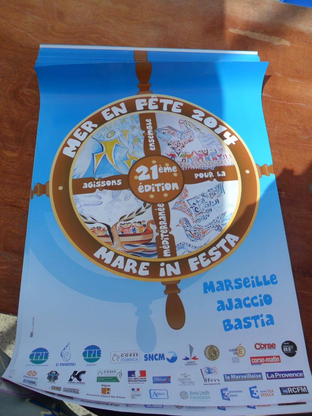 """Bastia : La 21 ème édition de """"Mare in Festa"""" au Vieux Port"""