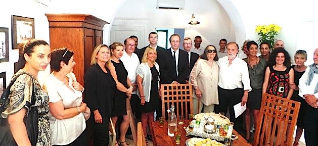 Les premiers invités du Café Social autour de Ghjiseppu Maestracci et Noëlle Vincensini
