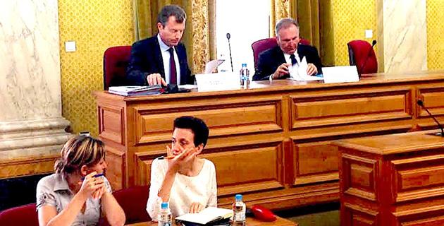 Le préfet au conseil général de Corse-du-Sud : L'Etat se mobilise pour construire l'avenir de l'île