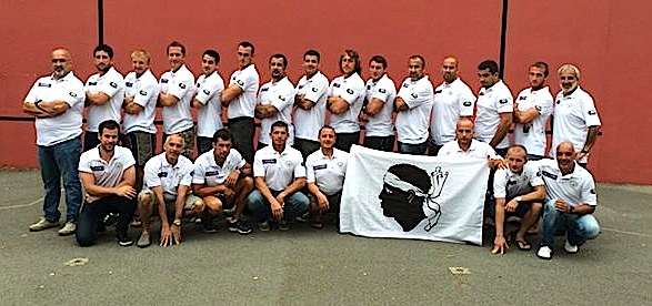 Les pompiers corses brillent au championnat de France de rugby puis…