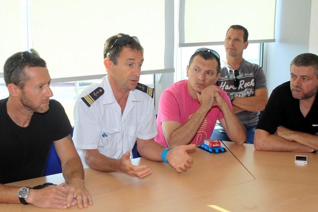 Le port de l'Ile-Rousse ouvert au trafic des navires de Corsica-ferries