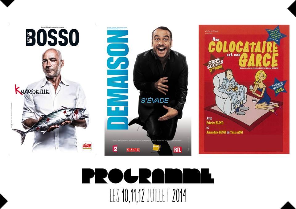 """""""Cap sur le rire"""" un festival dédié à l'humour et à la bonne humeur à Erbalunga"""