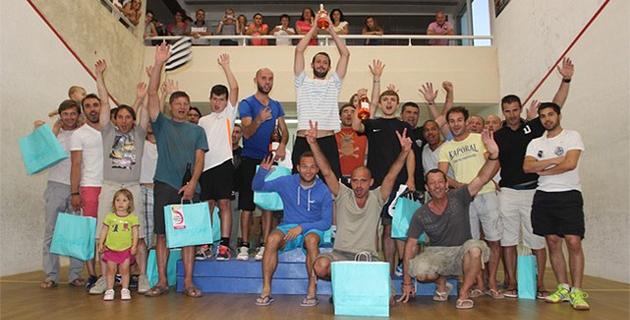 L'heure du bilan pour l'open international de squash de L'Ile-Rousse