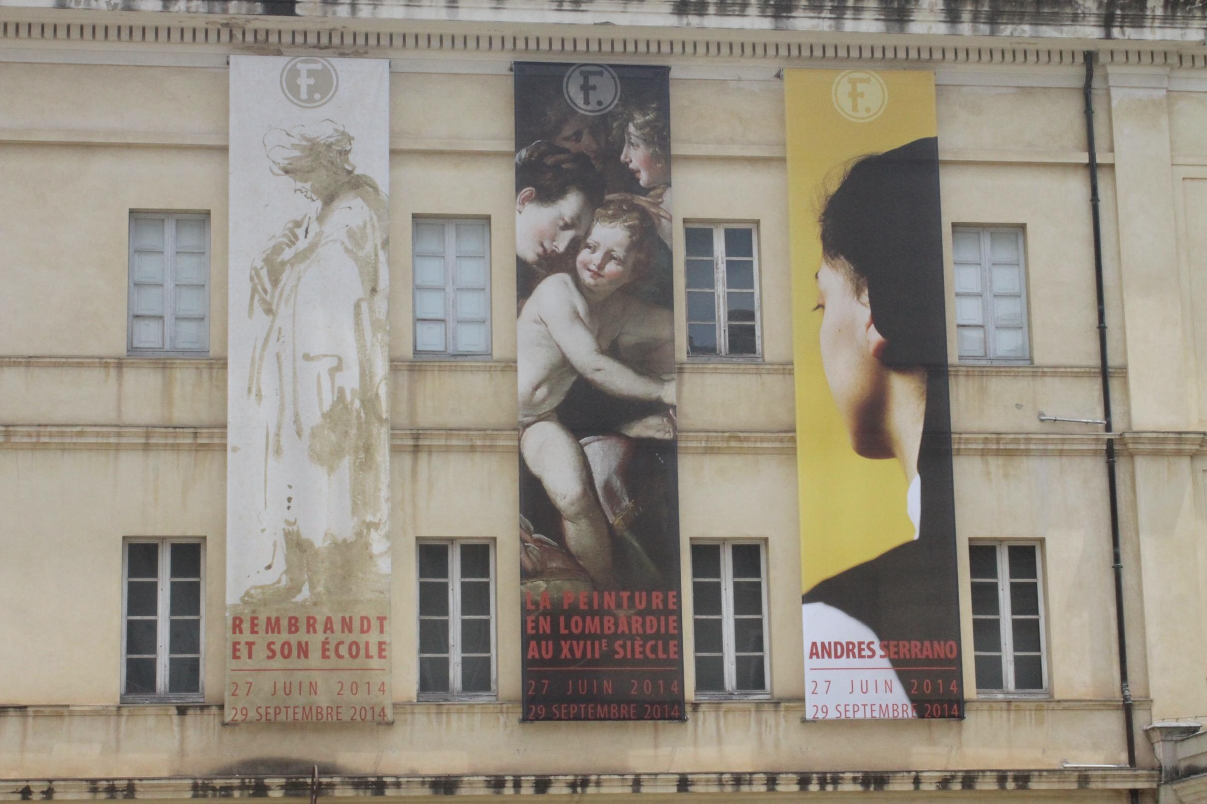 trois expositions temporelles pour l'été 2014