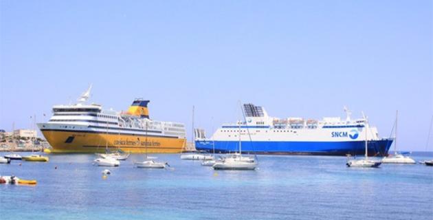 Le port de L'Ile-Rousse reste ouvert, la suite du mouvement suspendue à la rencontre Cuvillier-Syndicats