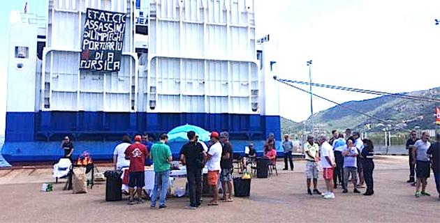Le message des marins grévistes de la SNCM