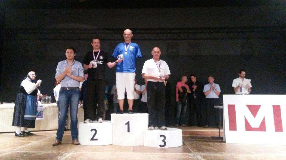 Record du GR 20 pour Guillaume Peretti, un titre de champion de France pour Thierry Corbalan