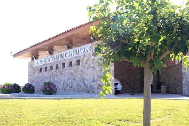 Un scanner pour le centre hospitalier Calvi-Balagne