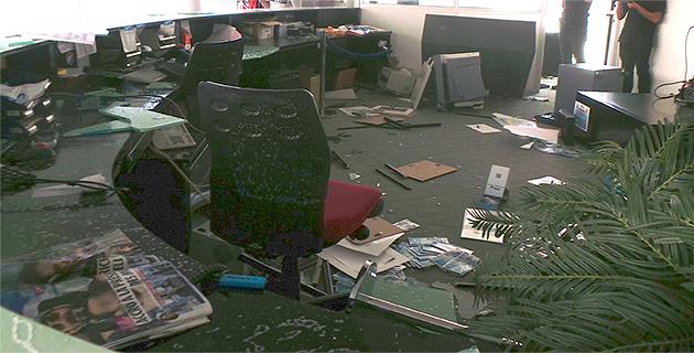 SNCM : La colère des socioprofessionnels à Bastia