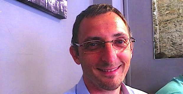 Marc Simeoni, consultant en conseil stratégique, économique et financier, et professeur à l'Université de Corse.