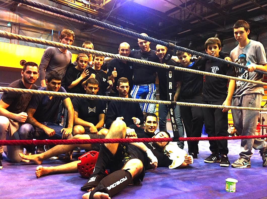 """KTP Scola : Du MMA en Belgique pour """"Sony"""""""