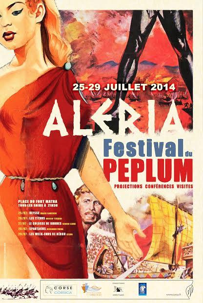 Festival du Peplum à Aleria