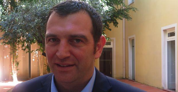 Jean-Charles Orsucci, président du groupe Socialistes et Radicaux et vice-président de la CTC, maire de Bonifacio et socialiste militant.