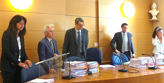 Le tribunal administratif avait annulé l'élection le19 Juin dernier