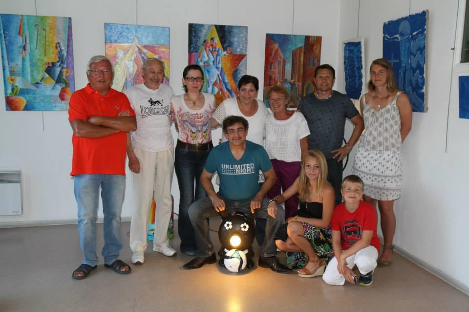 Ajaccio : Encore trois jours pour visiter l'exposition de Joseph Zanni au Borgu