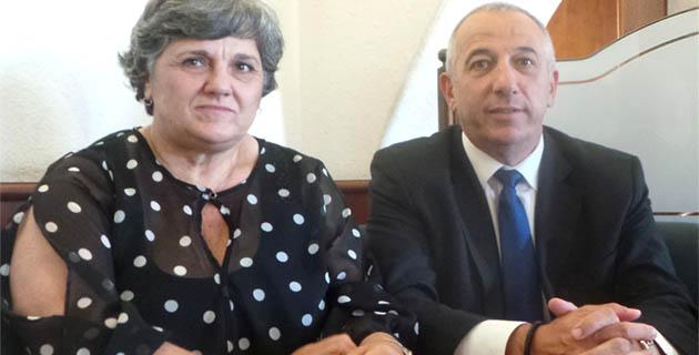 """Pierre Ghionga candidat à l'élection sénatoriale en Haute-Corse : """" Je ne suis contre personne"""""""