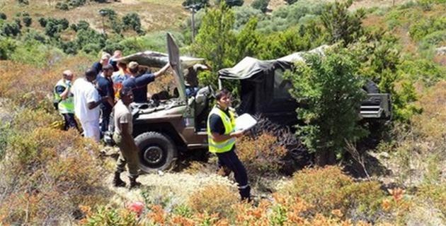 Le militaire grièvement blessé opéré à Toulon