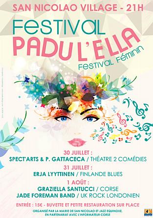 San Nicolao : Festival Padul'ella 2014