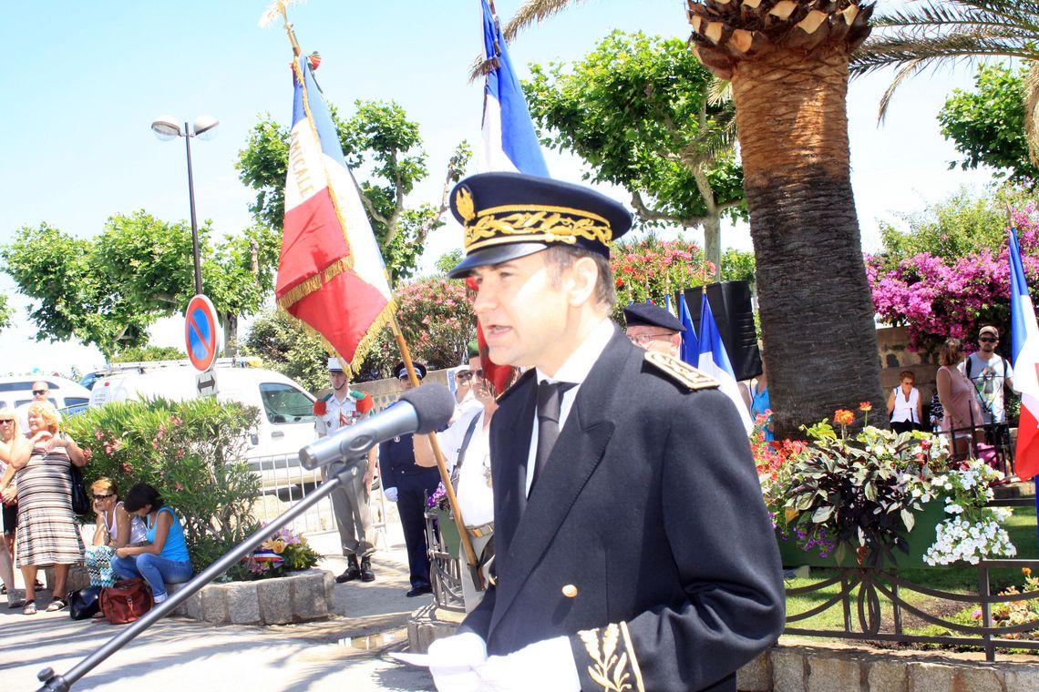 Christian Guyard sous-préfet de Calvi nommé dans le Gers
