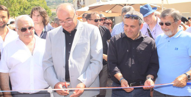 La 18e Fiera di l'Amandulu in Aregnu inaugurée par Joseph Castelli