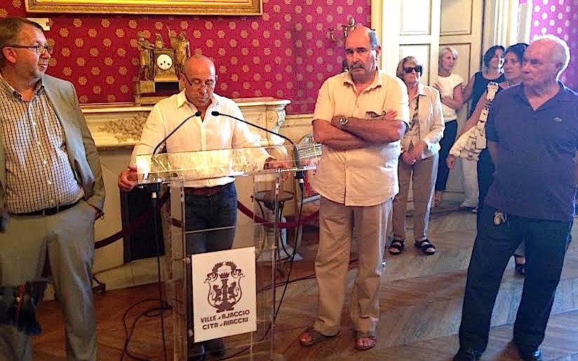 Raquette de Corail à Ajaccio : Huit nations en quête d'exploit