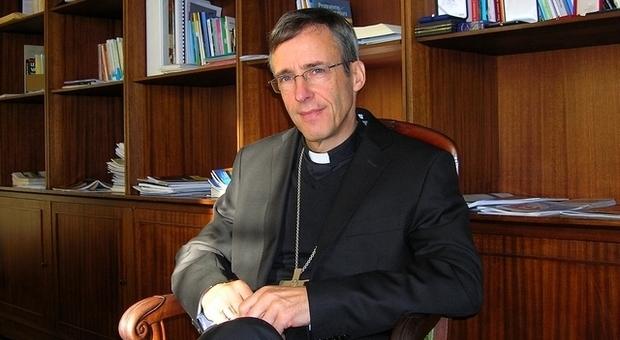 Monseigneur Olivier de Germay, Evêque d'Ajaccio pour la Corse. (Photo d'archive : Yannis-Christophe Garcia)